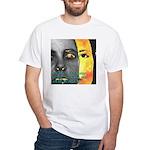secret White T-Shirt