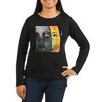 secret Women's Long Sleeve Dark T-Shirt