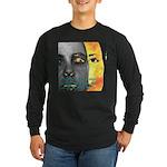secret Long Sleeve Dark T-Shirt