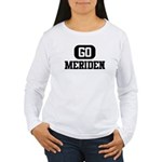 GO MERIDEN Women's Long Sleeve T-Shirt