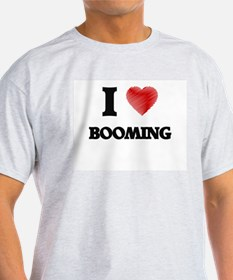 I Love BOOMING T-Shirt