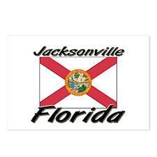 Jacksonville Florida Postcards (Package of 8)
