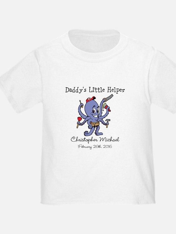 Daddys Little Helper T-Shirt