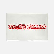 Funny Comfy Pillow Georgina's Fave Magnets
