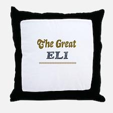 Eli Throw Pillow