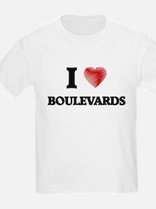 I Love BOULEVARDS T-Shirt