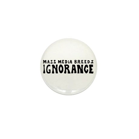 Ignorance Mini Button (10 pack)