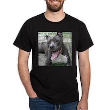 Funny Bull terrier famous art T-Shirt