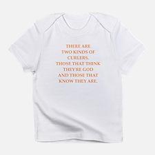 curler Infant T-Shirt