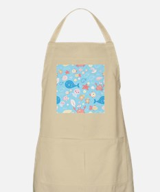 Cute Sea Life Apron