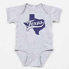 Cool Texas baby Baby Bodysuit