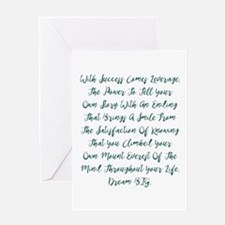 Leverage Greeting Cards