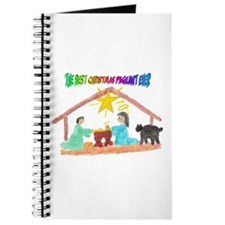 Christmas Pageant Manger Journal