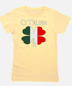 Unique Irish italian Girl's Tee