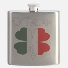 Unique Clover Flask