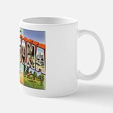 Arizona Postcard Mug