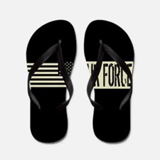 U.S. Air Force: Air Force (Black Flag) Flip Flops