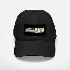 U.S. Air Force: Air Force (Black Flag) Baseball Hat