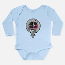 Scottish clan crest Long Sleeve Infant Bodysuit