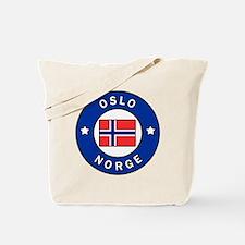 Cute Flag of norway Tote Bag