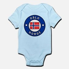 Oslo Norge Body Suit
