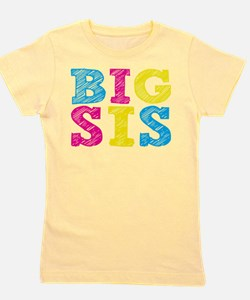 Cute Big sis Girl's Tee