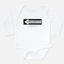 Unique Radiologist Long Sleeve Infant Bodysuit