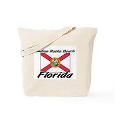 Indian Rocks Beach Florida Tote Bag