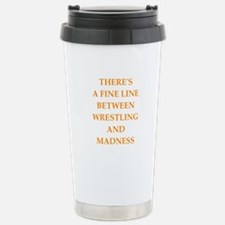 funny sports and gaming joke Travel Mug