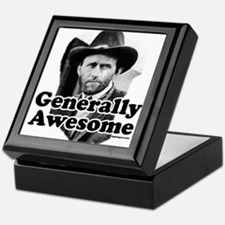 Generally Awesome (Grant) Keepsake Box