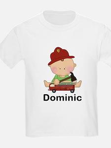 Dominic's T-Shirt