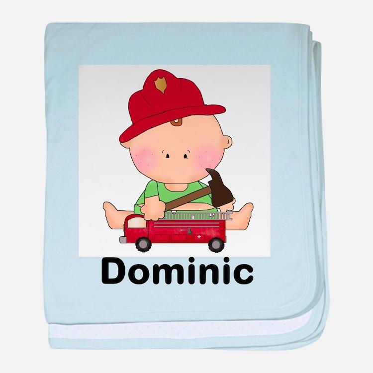 Dominic's baby blanket