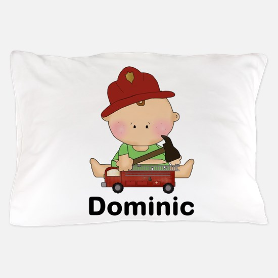 Dominic's Pillow Case