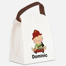 Dominic's Canvas Lunch Bag