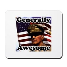 Generally Awesome (MacArthur) Mousepad