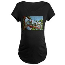 Arkansas Postcard T-Shirt