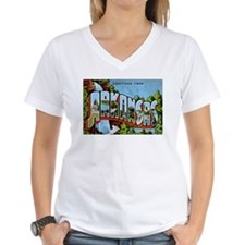 Arkansas Postcard Shirt