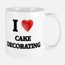 Cake Decorate Mugs