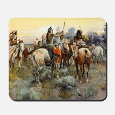 Wild West Vintage -Page10 Mousepad