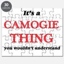 It's a Camogie thing, you wouldn't Puzzle