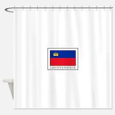 Liechtenstein Shower Curtain
