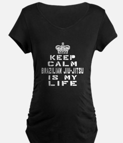 Brazilian Jiu-Jitsu Is My L T-Shirt
