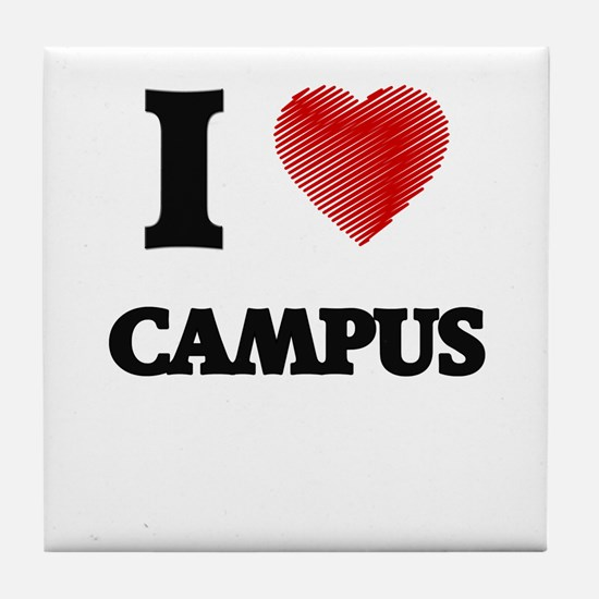 campus Tile Coaster