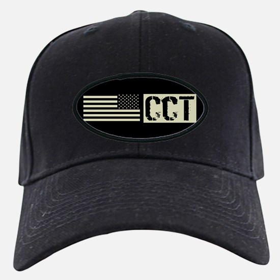 U.S. Air Force: Combat Control Team (Bla Baseball Hat