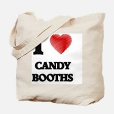 Candy Booth Tote Bag