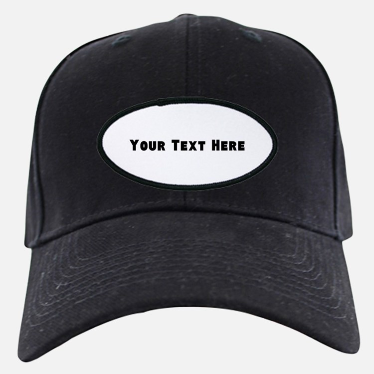 Customizable Design It Yourself - Baseball Hat