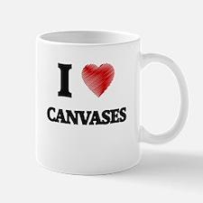 canvas Mugs