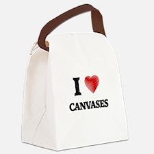 canvas Canvas Lunch Bag