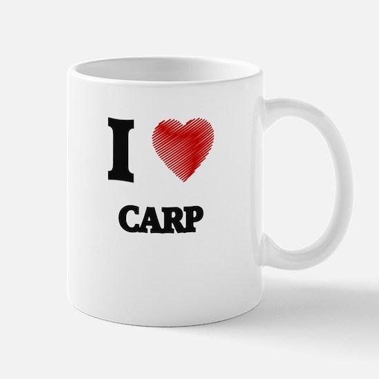 carp Mugs