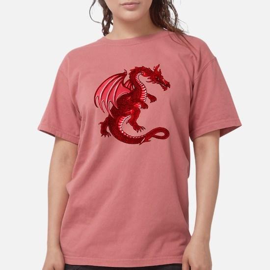 Red Dragon Tee (Light) T-Shirt